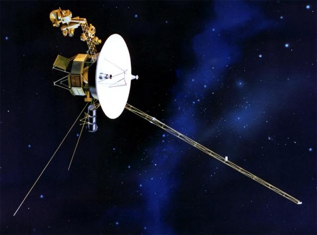 ボイジャー1号の写真