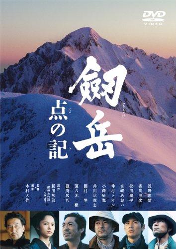 点の記剱岳