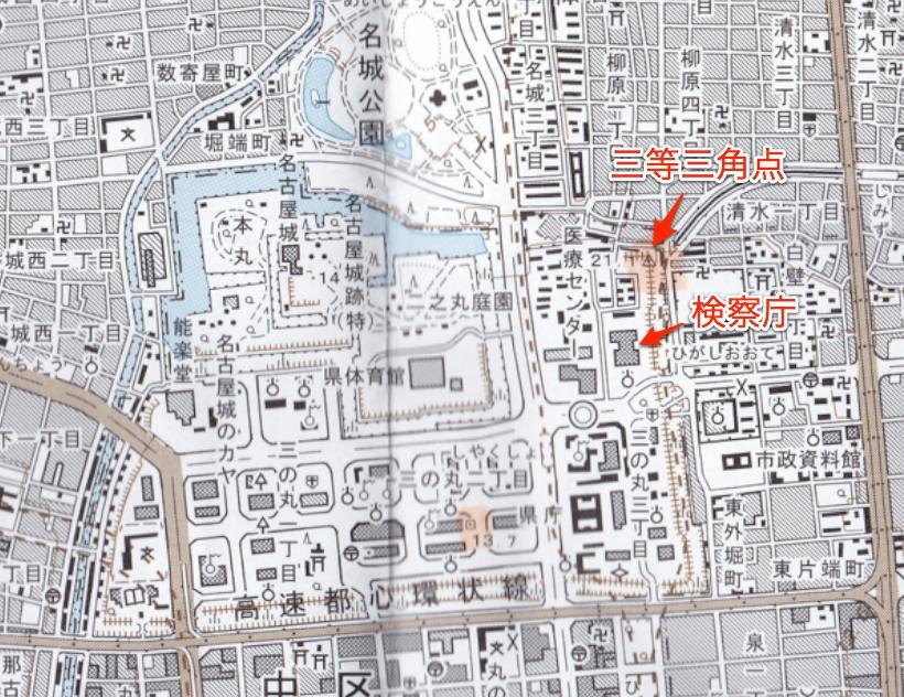 名古屋三角点1