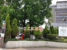 堺市役所基準点
