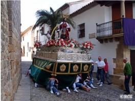 スペインの山車1