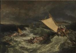ターナー難破船