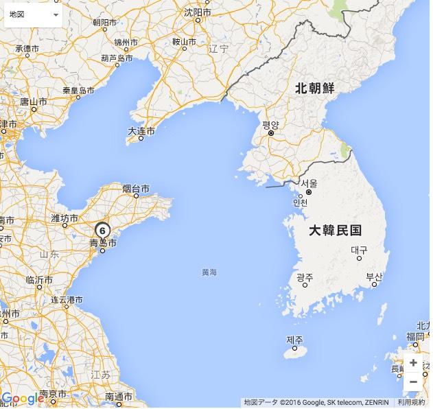 青島地図1